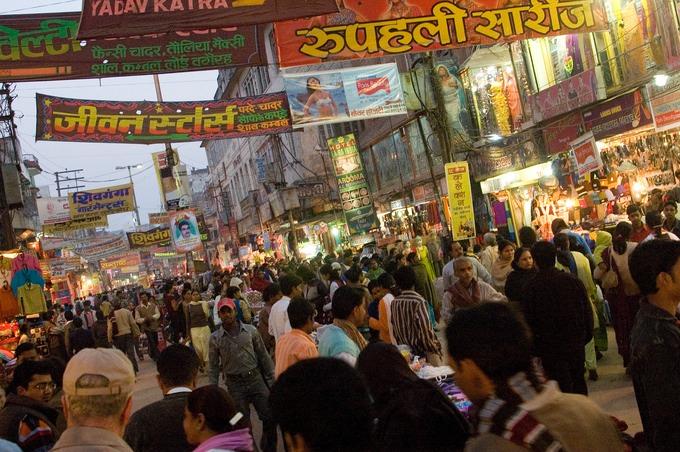 varanasi-market