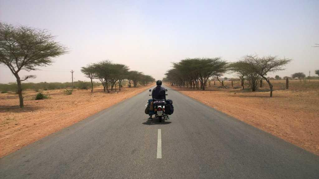 Jaipur to Jaisalmer Road