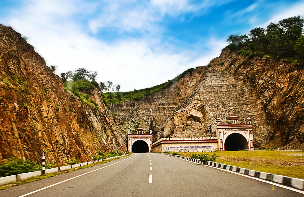 Mumbai to Mount Abu Road