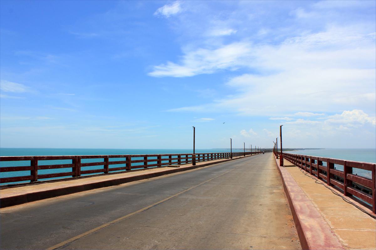 Rameshwaram to Pamban Bridge