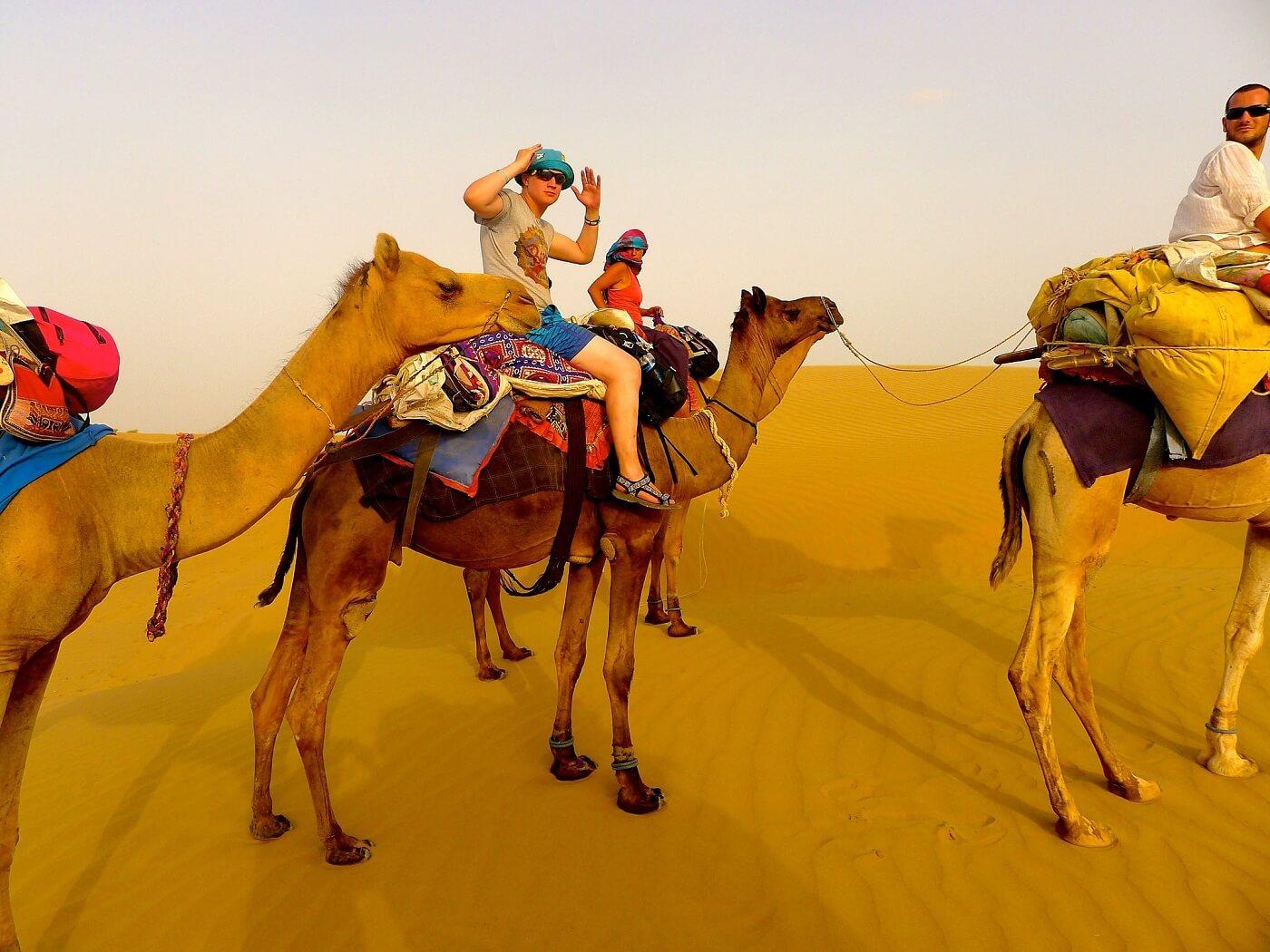 Jaisalmer Camel Safari