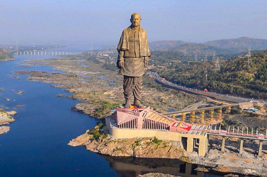 Sardar Vallabh Bhai Statue of Unity