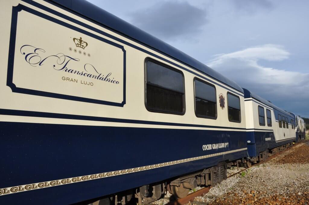 Clasico El Transcantabrico Train