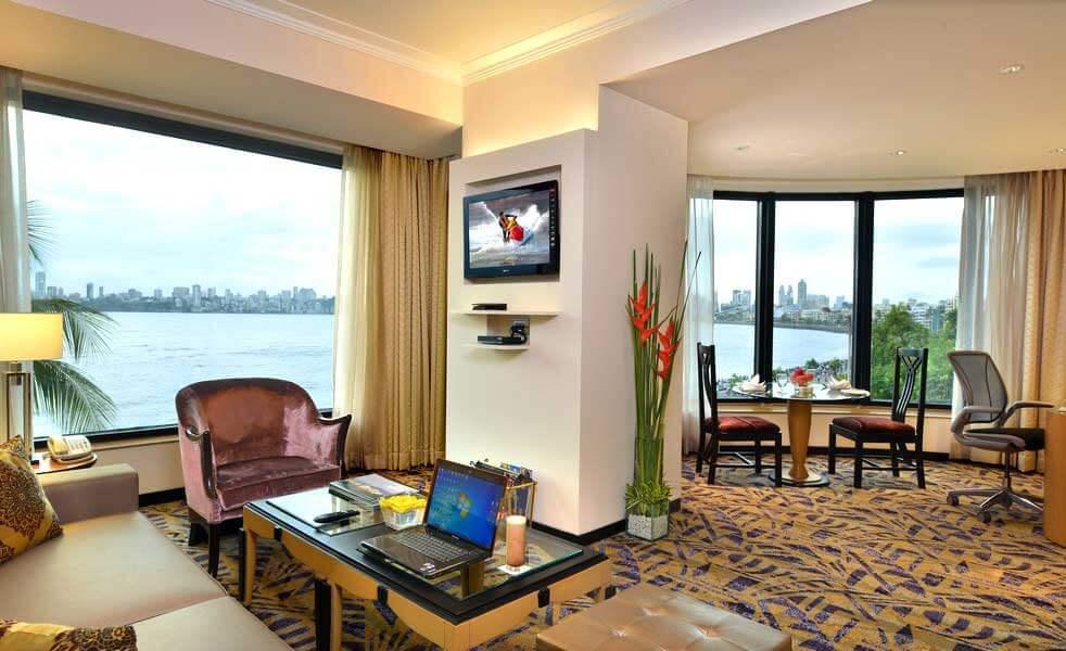 Hotel Marine Plaza Suite, Mumbai