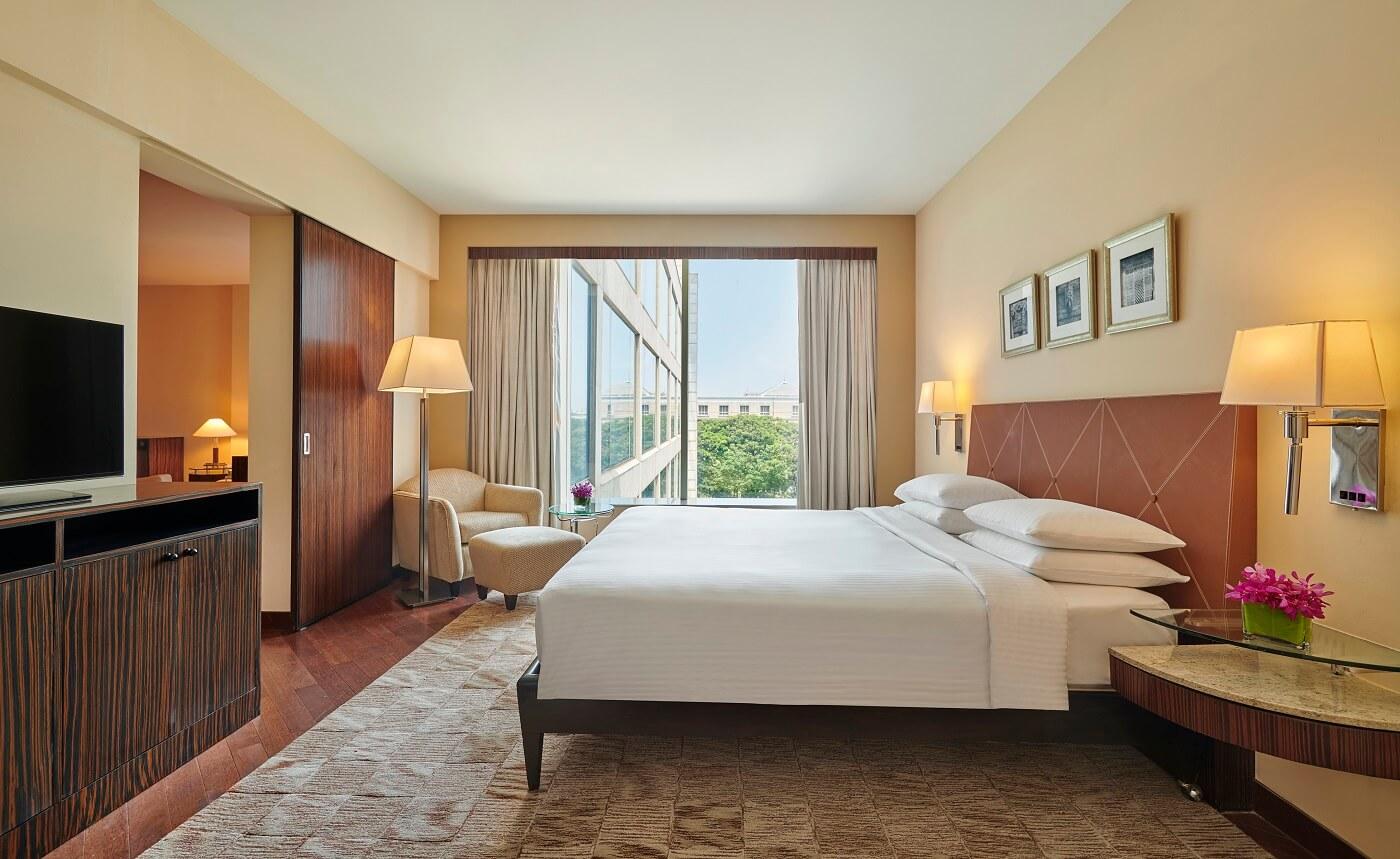 Hyatt Regency Mumbai Rooms