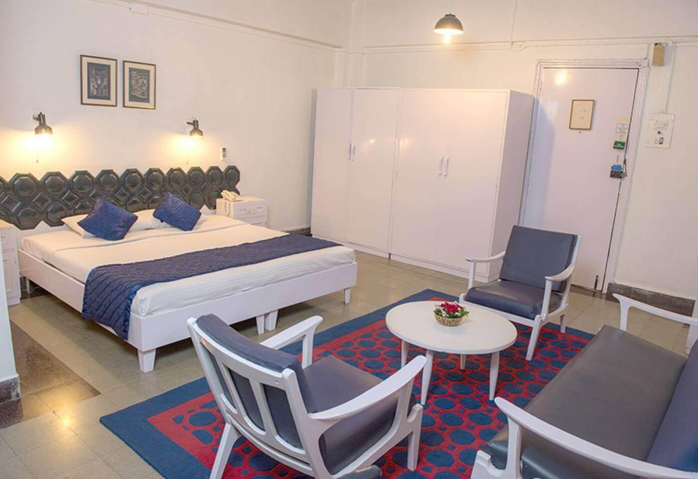 West End Hotel Room, Mumbai