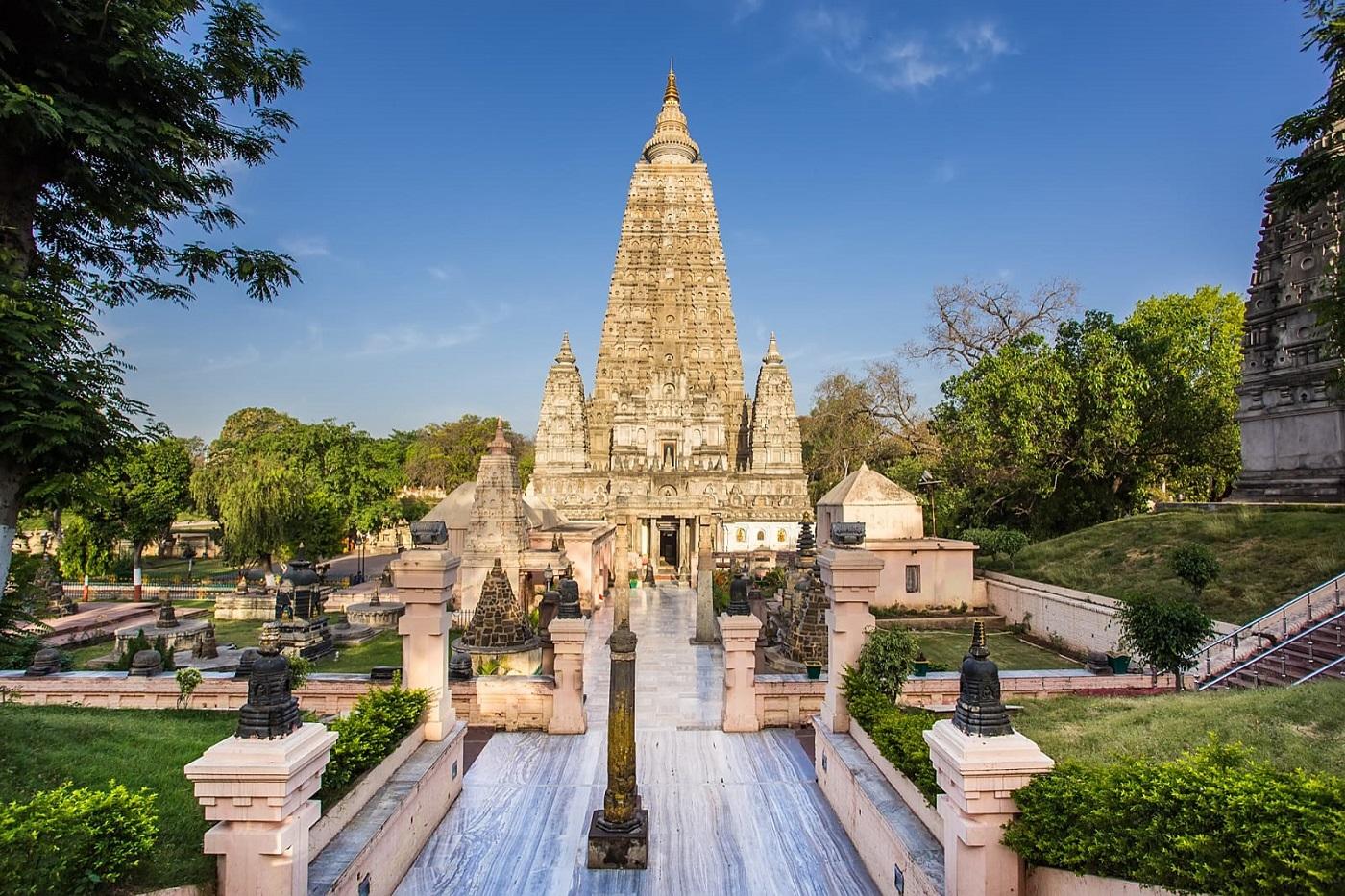 Mahabodhi Temple Complex, Bodhgaya