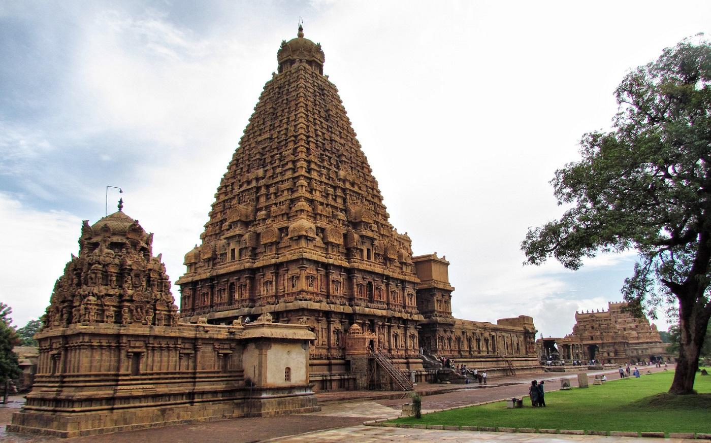 Great Living Chola Temples, Tamilnadu
