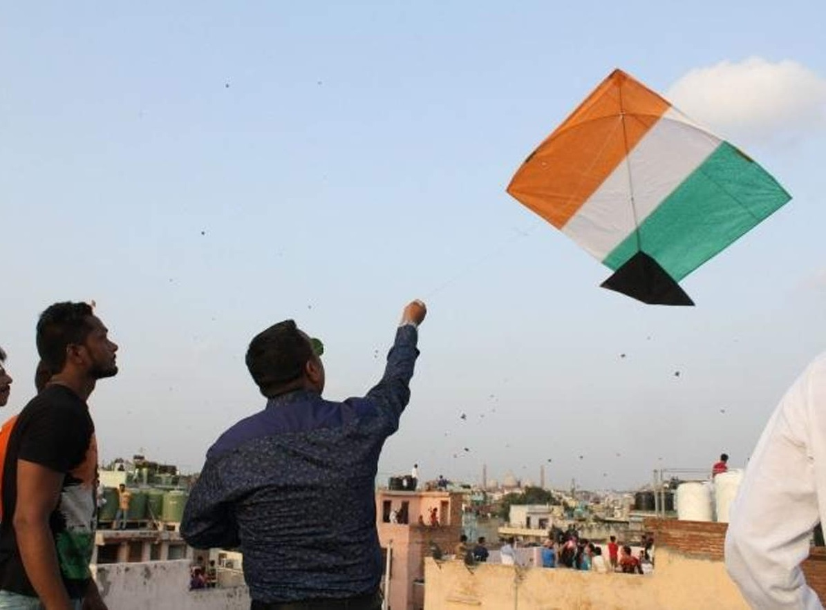 Kite Flying Independence Day