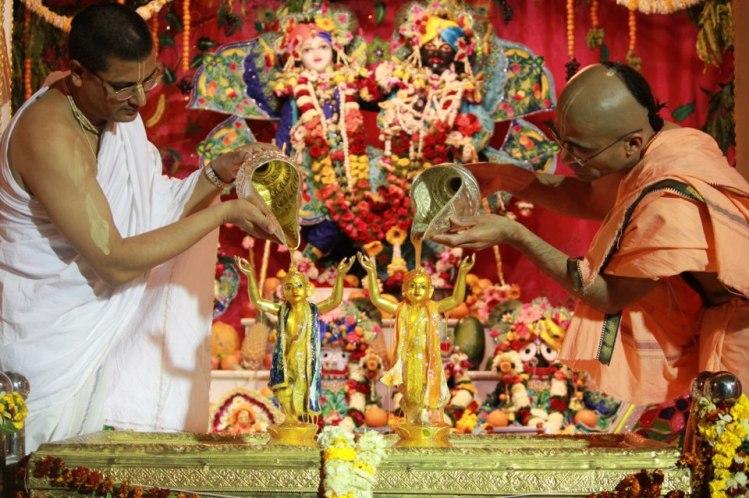 Krishna Janmashtami Celebration Mathura