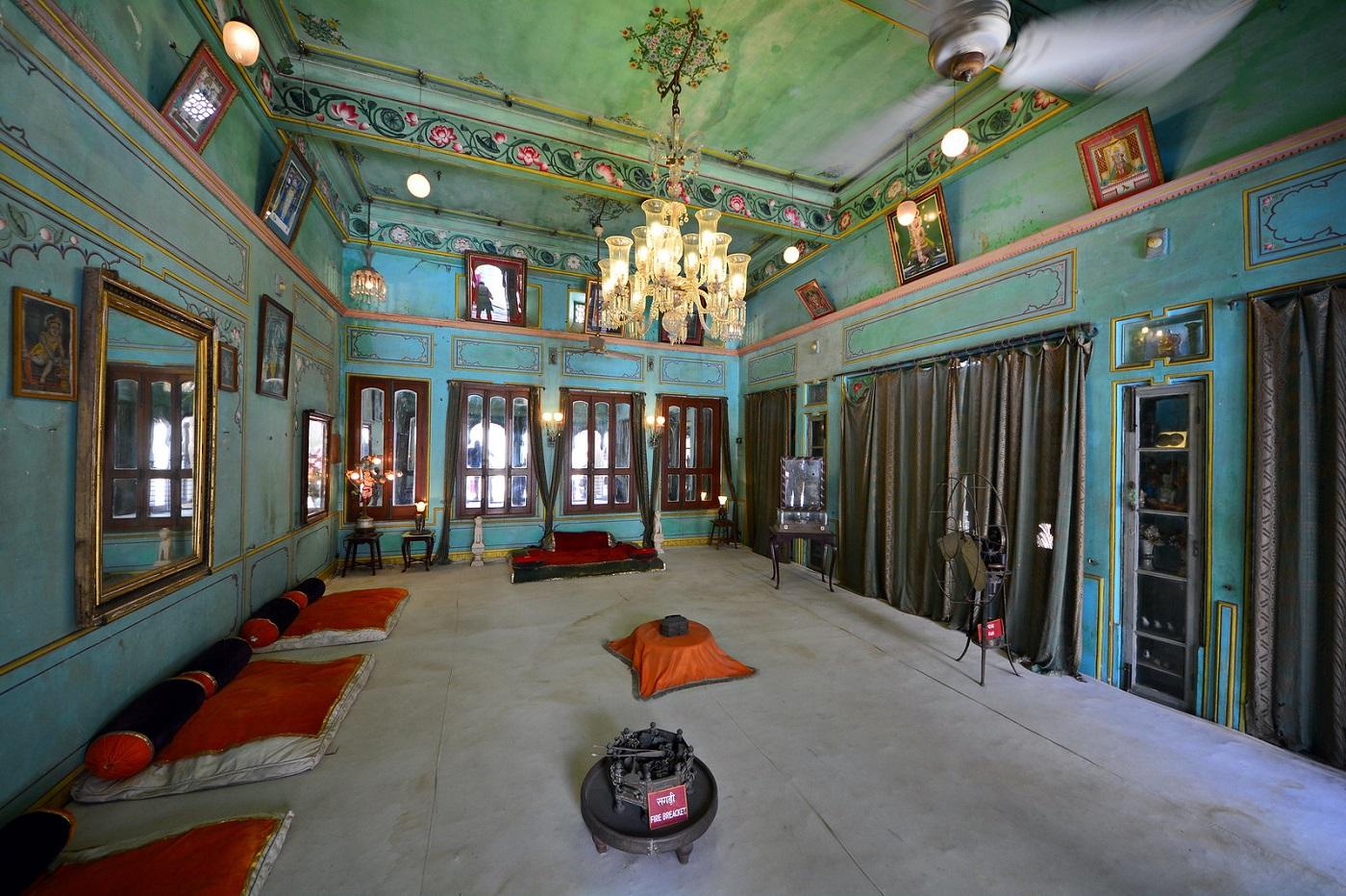 Bhim Vilas at City Palace Udaipur