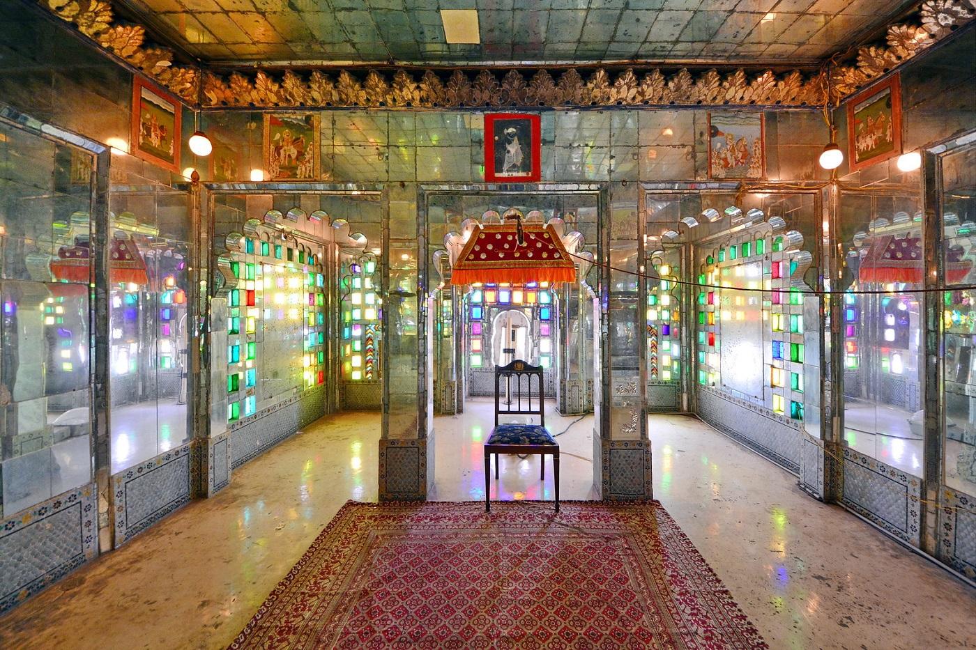 Manak Mahal at City Palace Udaipur