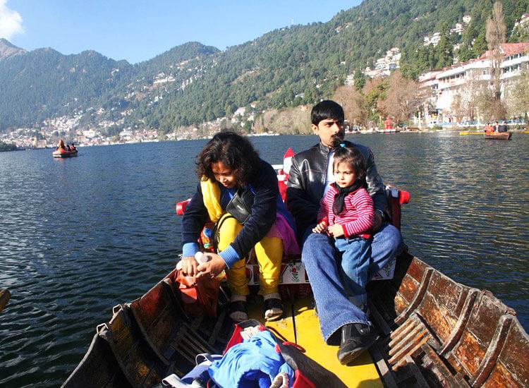 Nainital with Kids