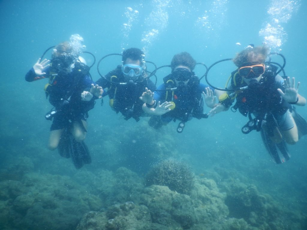Scuba Diving with Kids