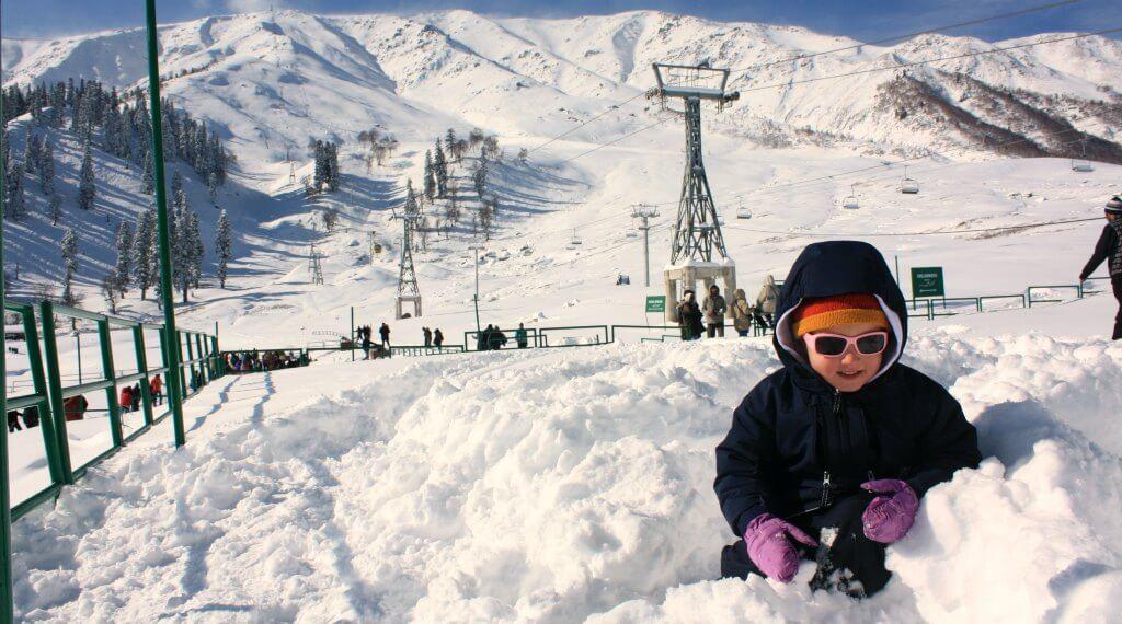 Kashmir with Kids