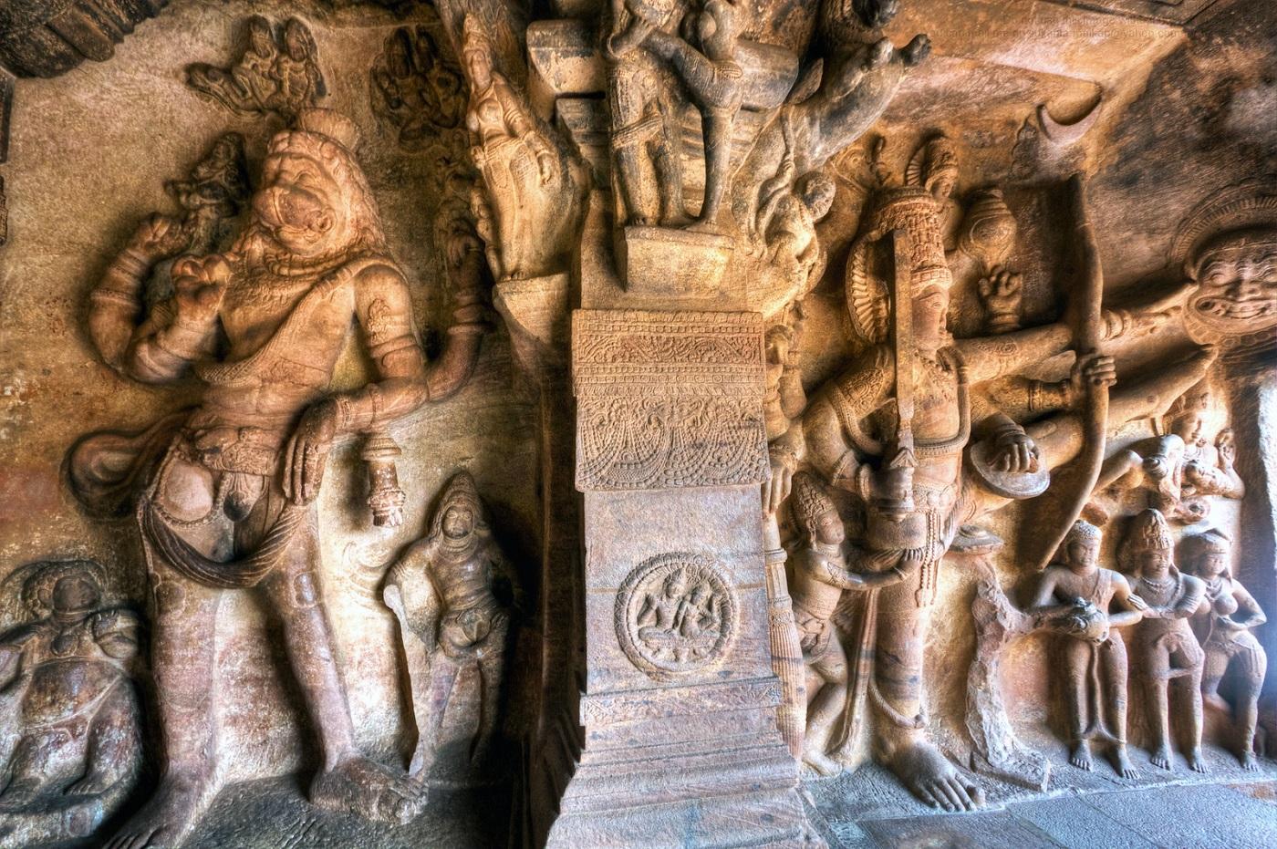 Badami Cave Temple 3