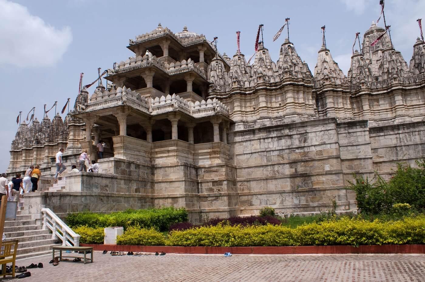 Dilwara Temple. Mount Abu