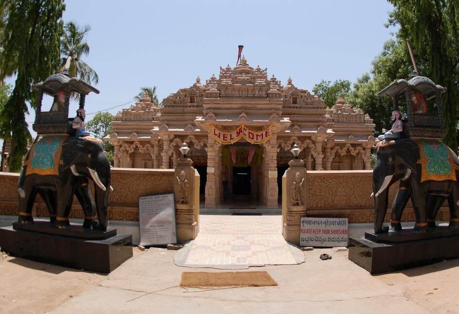 Kulpakji Jain Temple, Hyderabad