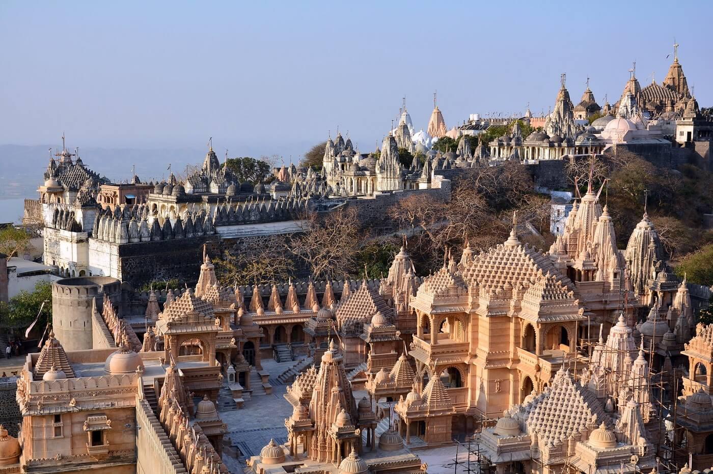Palitana Temple, Bhavnagar Gujarat