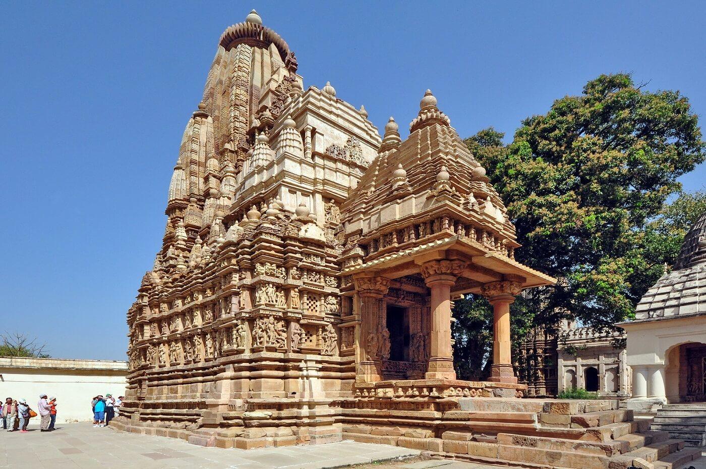 Parshvanatha Temple, Khajuraho
