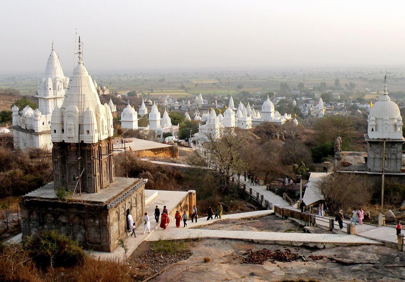 Sonagiri Temples, Madhya Pradesh