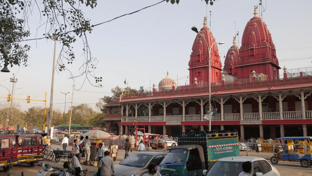 Sri Digambar Jain Lal Mandir, Delhi