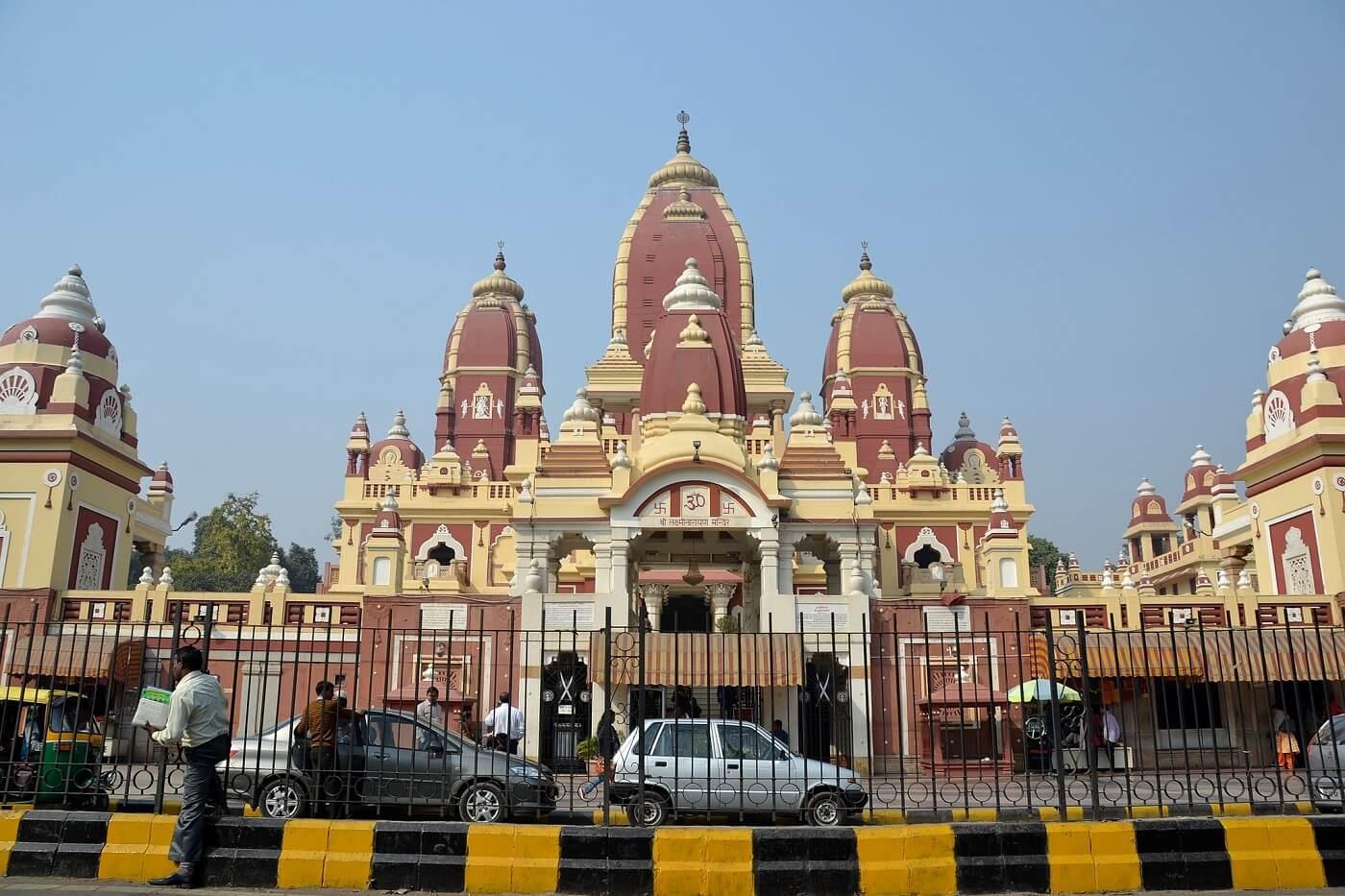 Birla Temple, Delhi