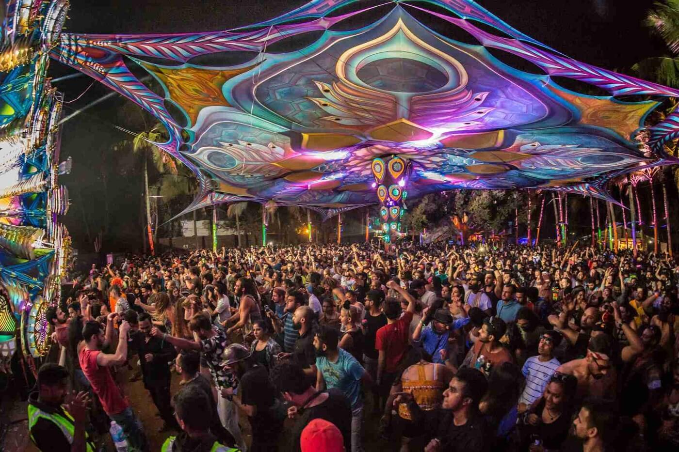Goa Night Parties