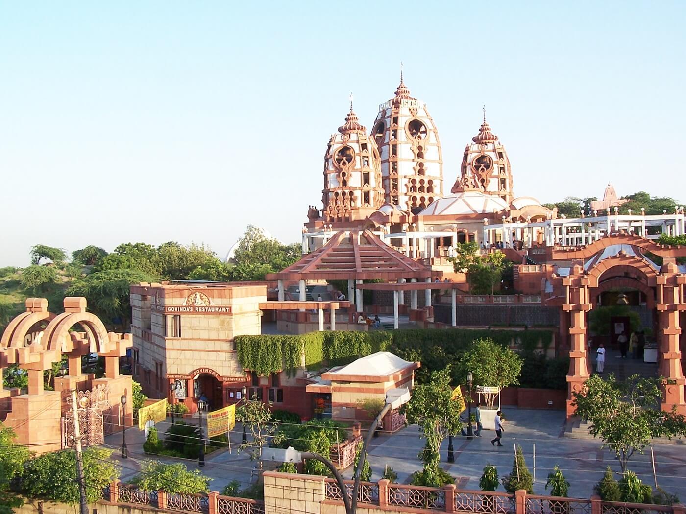 ISKCON Temple, Delhi