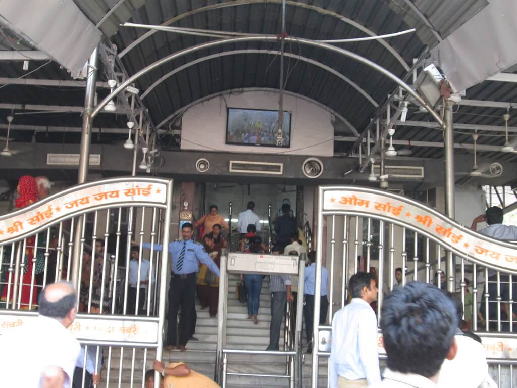 Sai Baba Temple, Lodhi Road Delhi