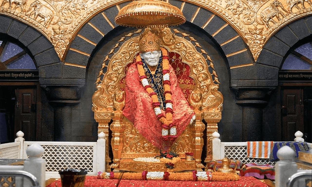 Sai Baba Temple1, Lodhi Road Delhi