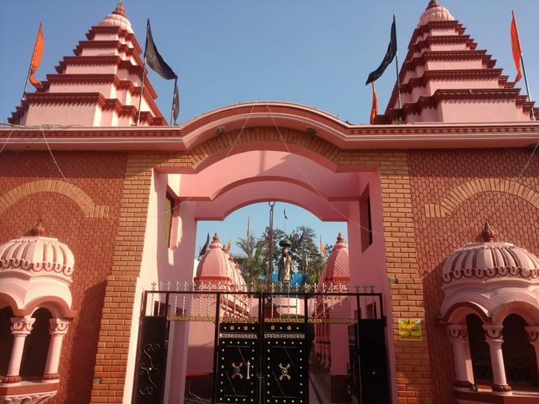 Shani Dham, Asola Delhi