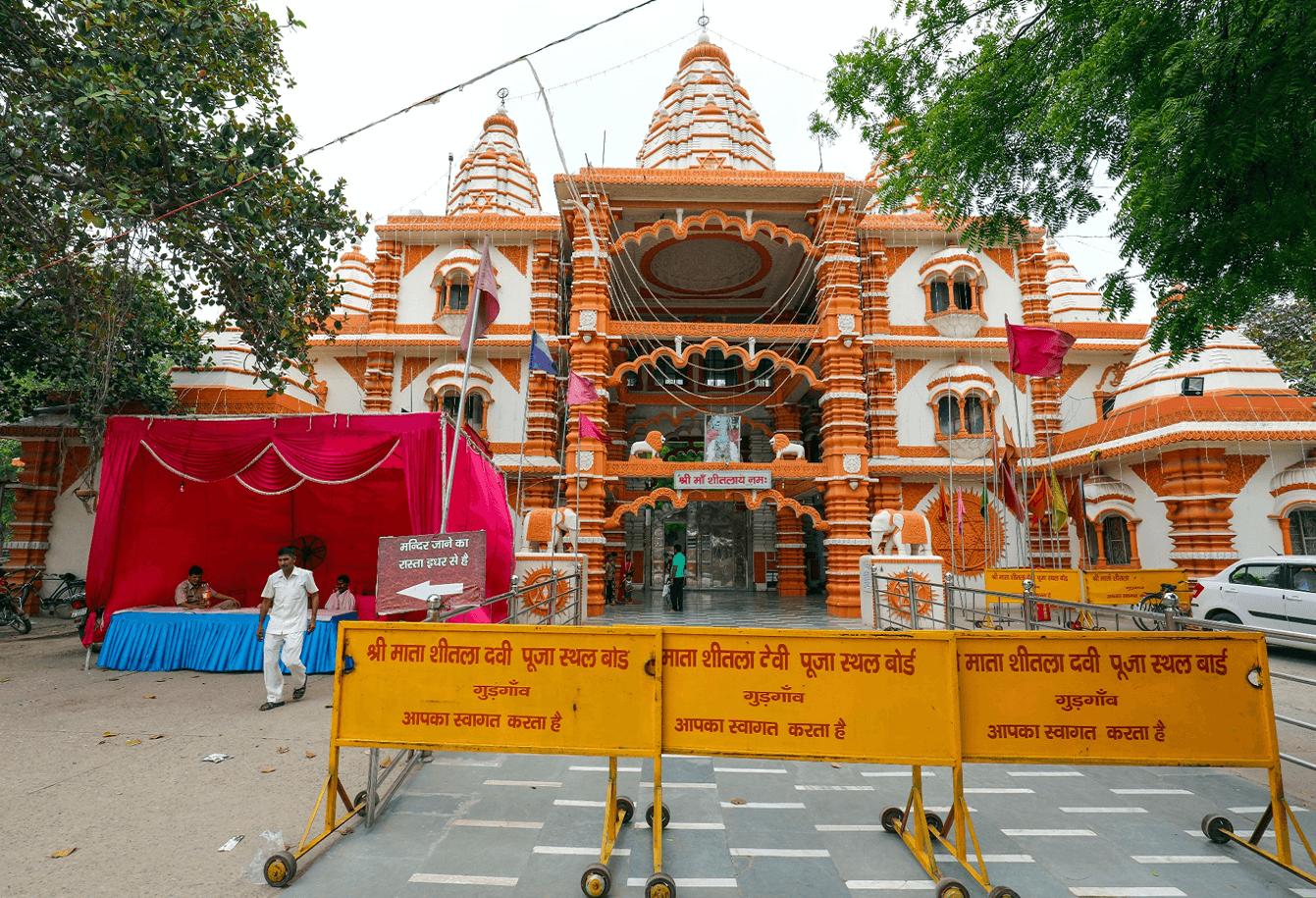 Shri Sheetala Mata Mandir, Gurugram