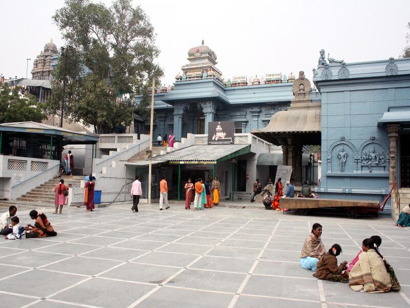 Uttara Swami Malai Mandir, Ramakrishnapuram Delhi