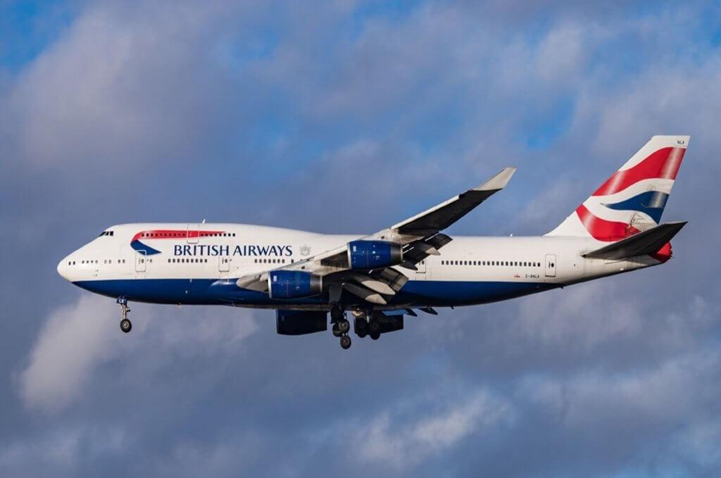 British Airways flights from Mumbai to London