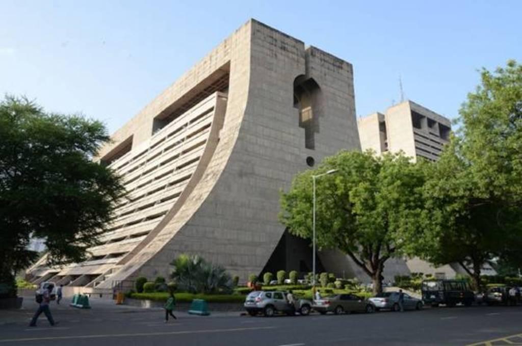 Ndmc area in Delhi