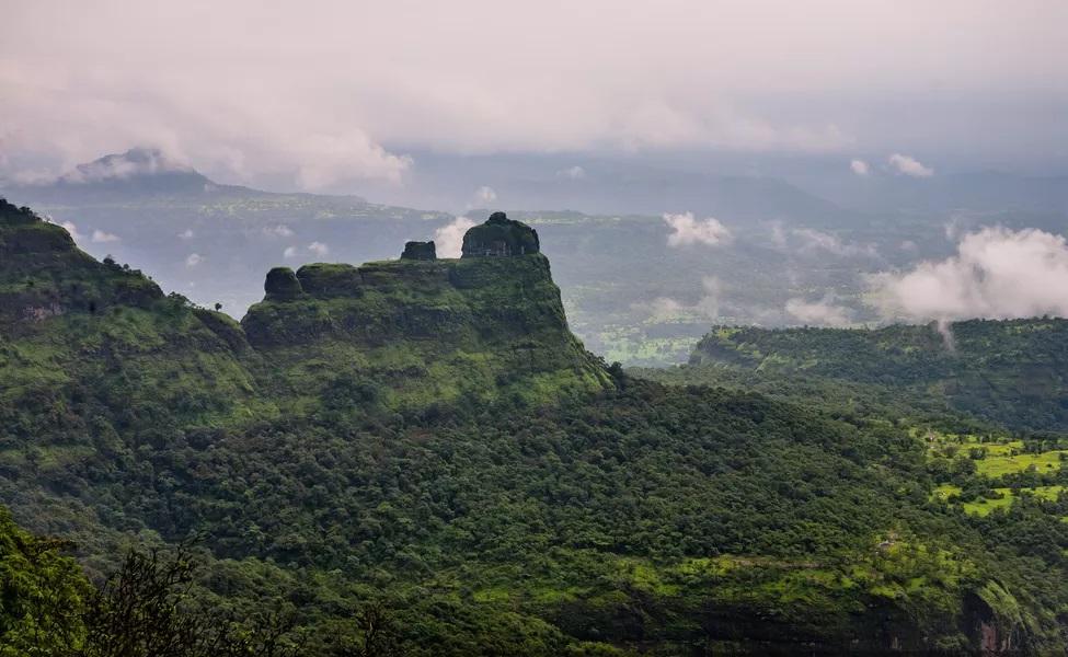 Bhimashankar in Monsoon