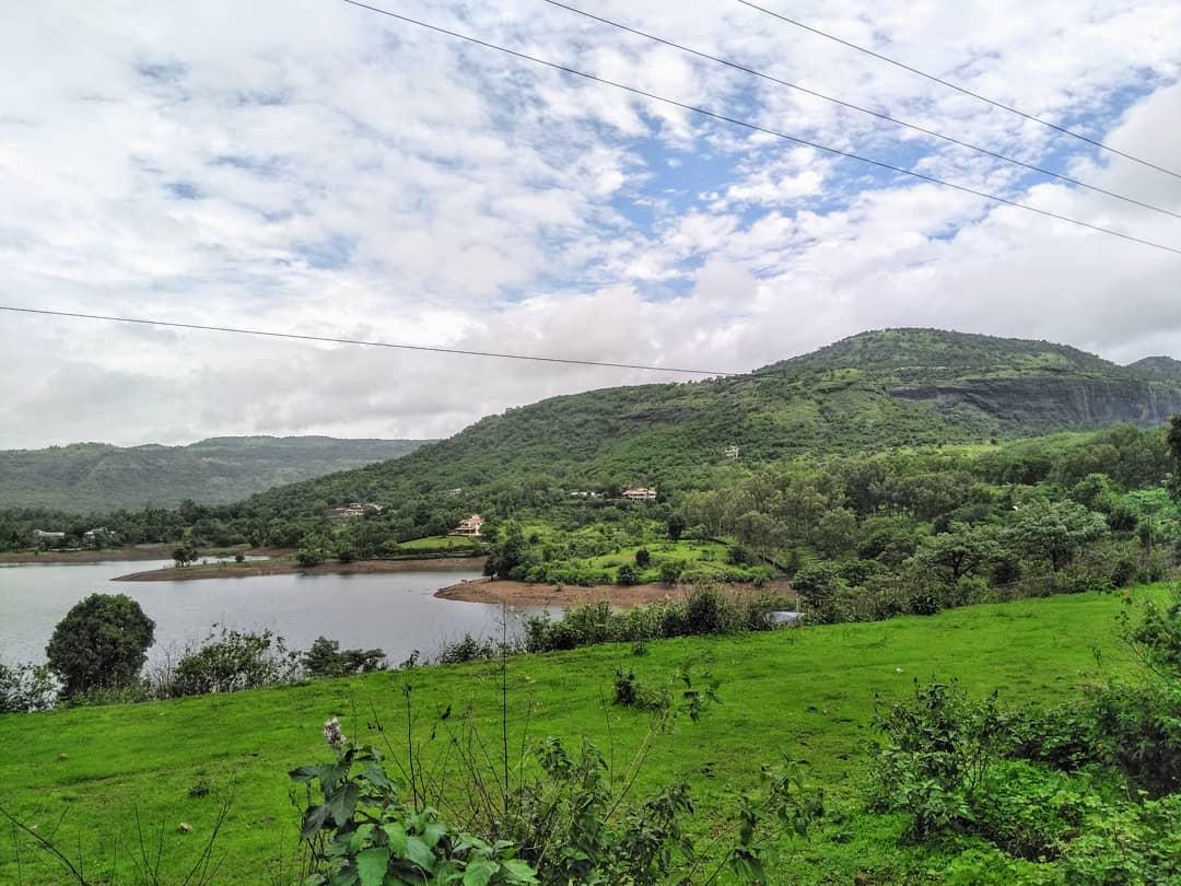 Kamshet in Monsoon