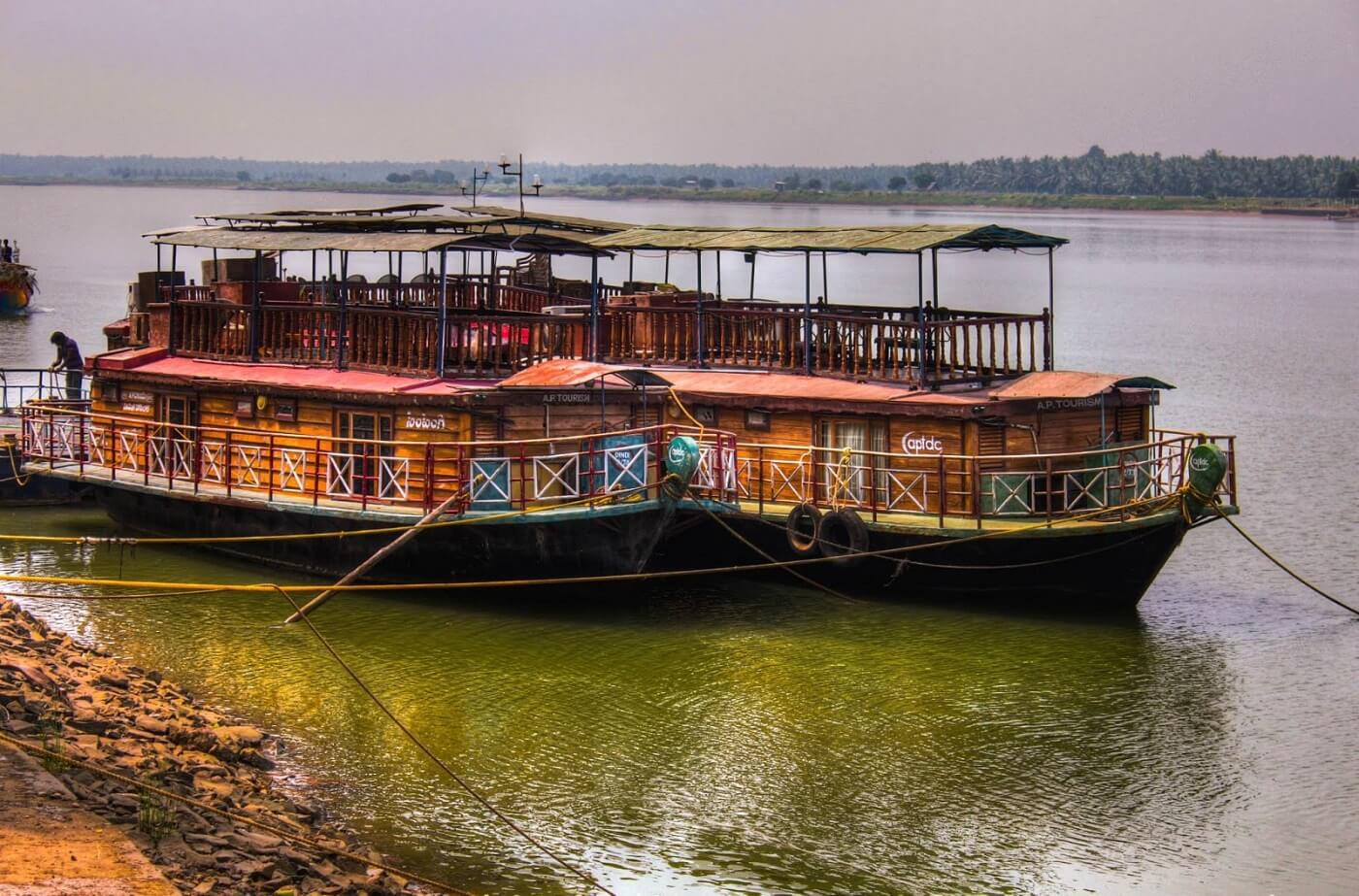 Konaseema Houseboat, Andhra Pradesh