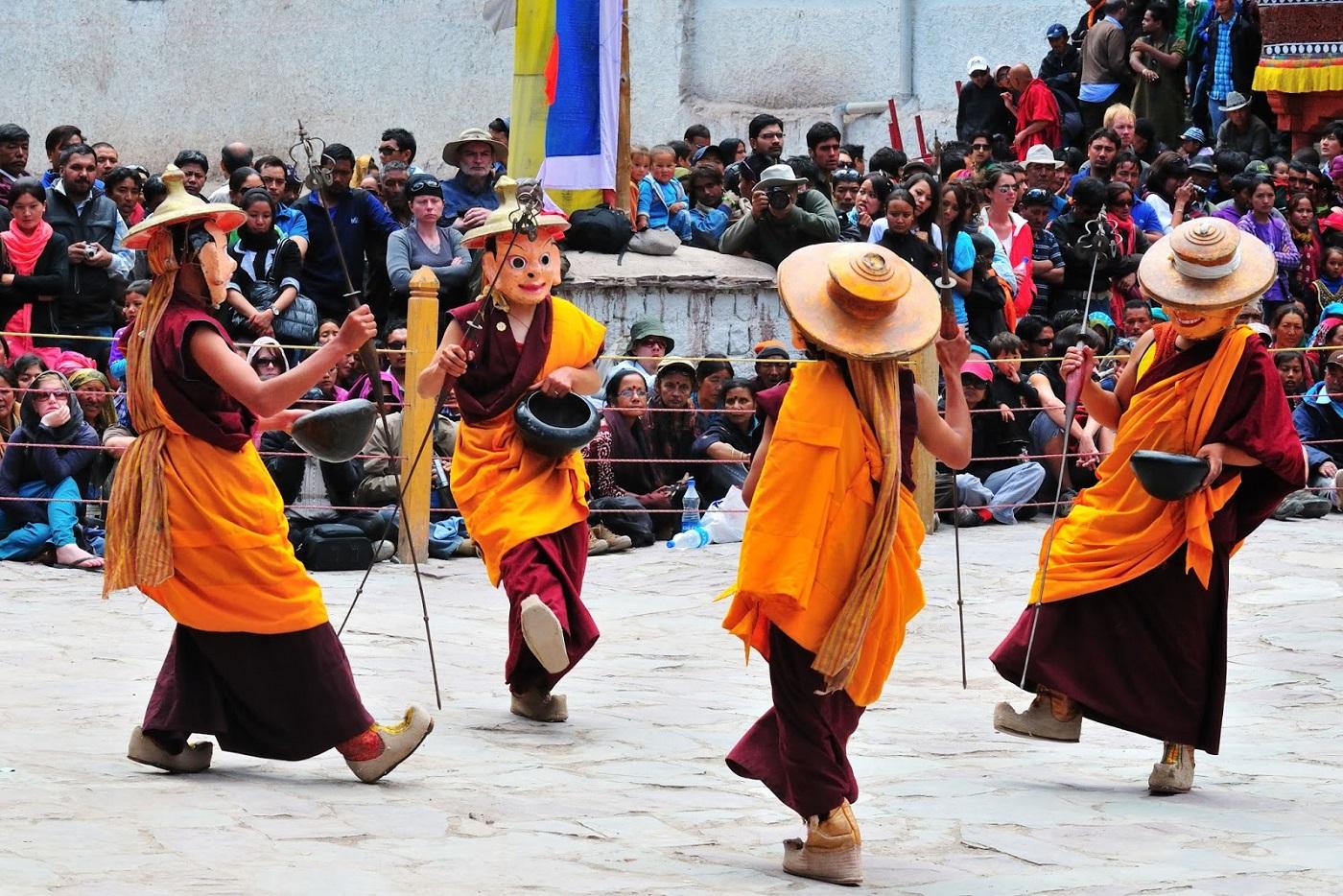 Losar Festival in India