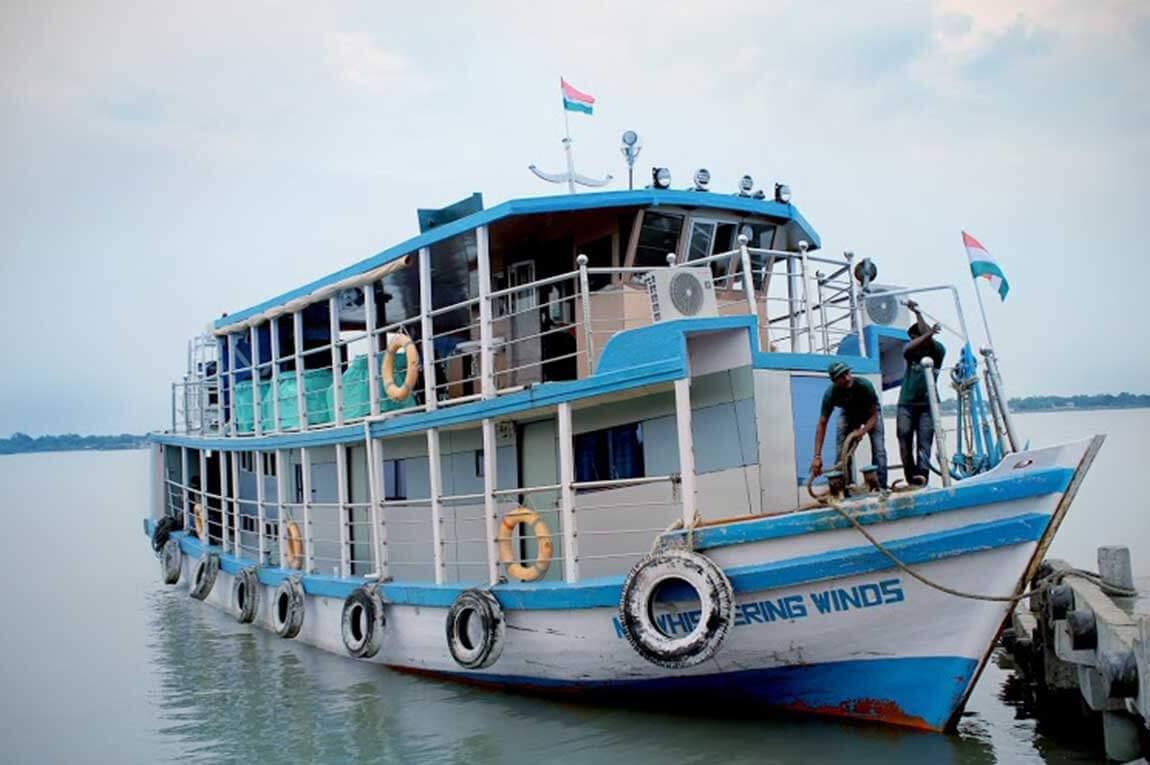 Sundarbans Houseboat Kolkata
