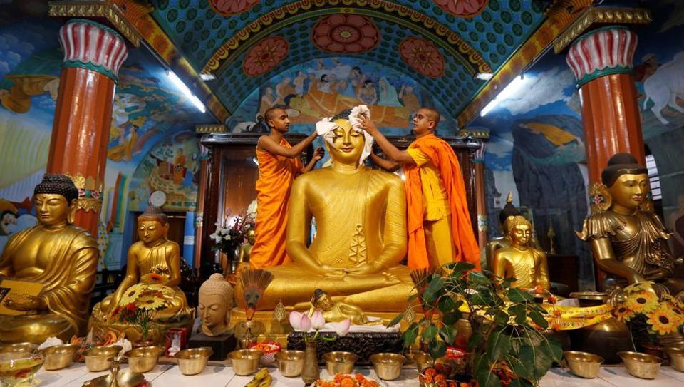 Buddhist Festivals in India