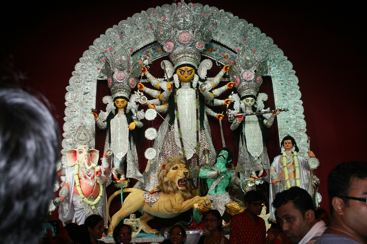 Bagbazar Durga Puja, Kolkata