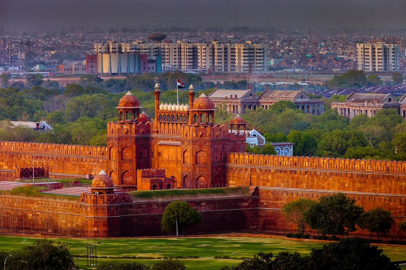 Red Fort, Delhi City