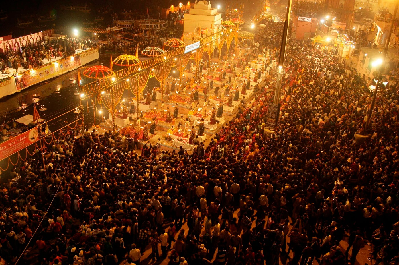 Dev Dipavali Varanasi
