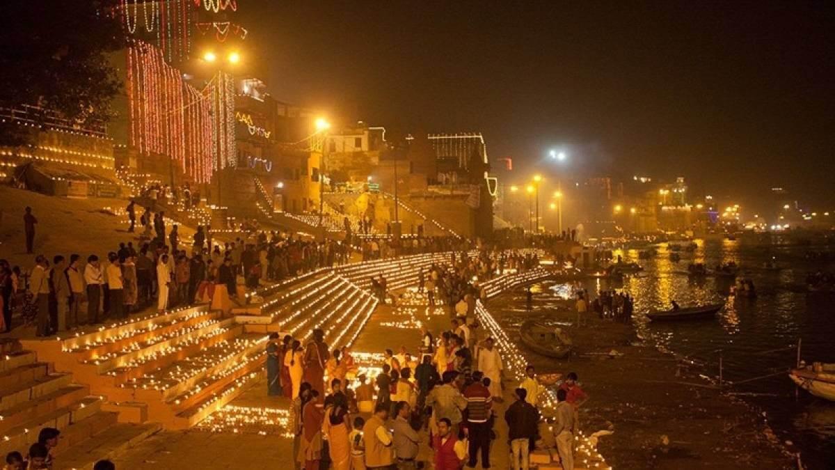 Dev Dipavali, Varanasi
