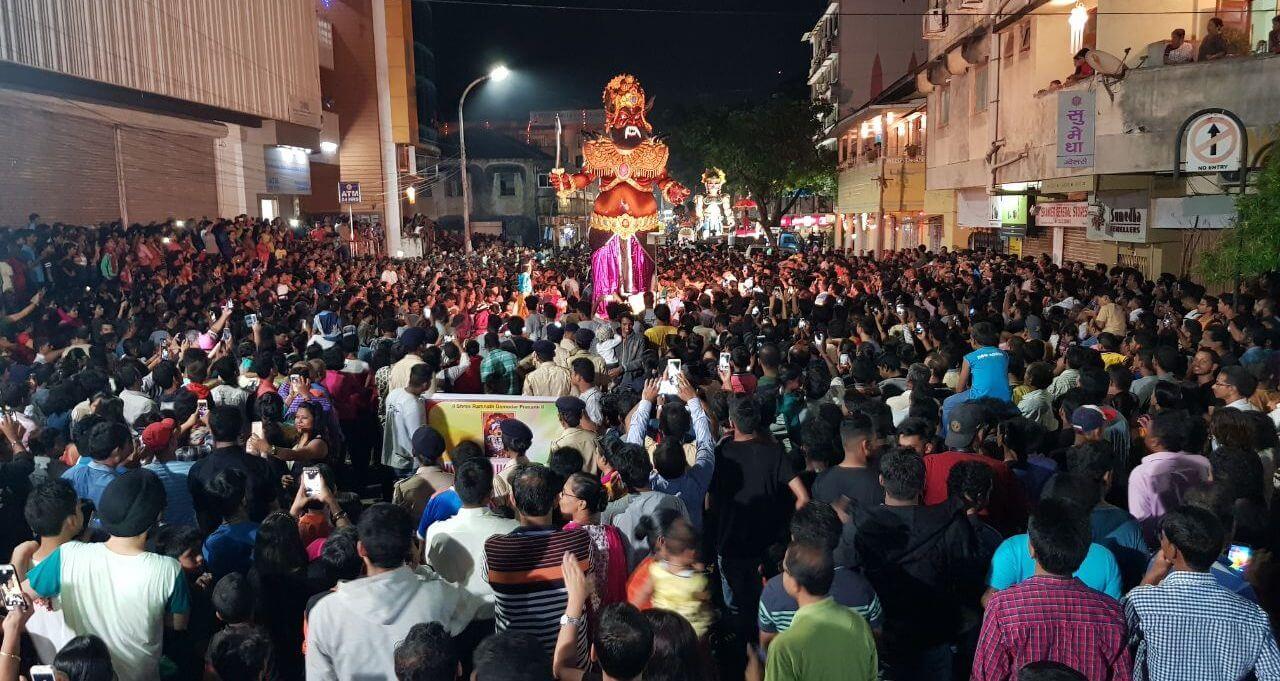 Diwali Celebration in Goa
