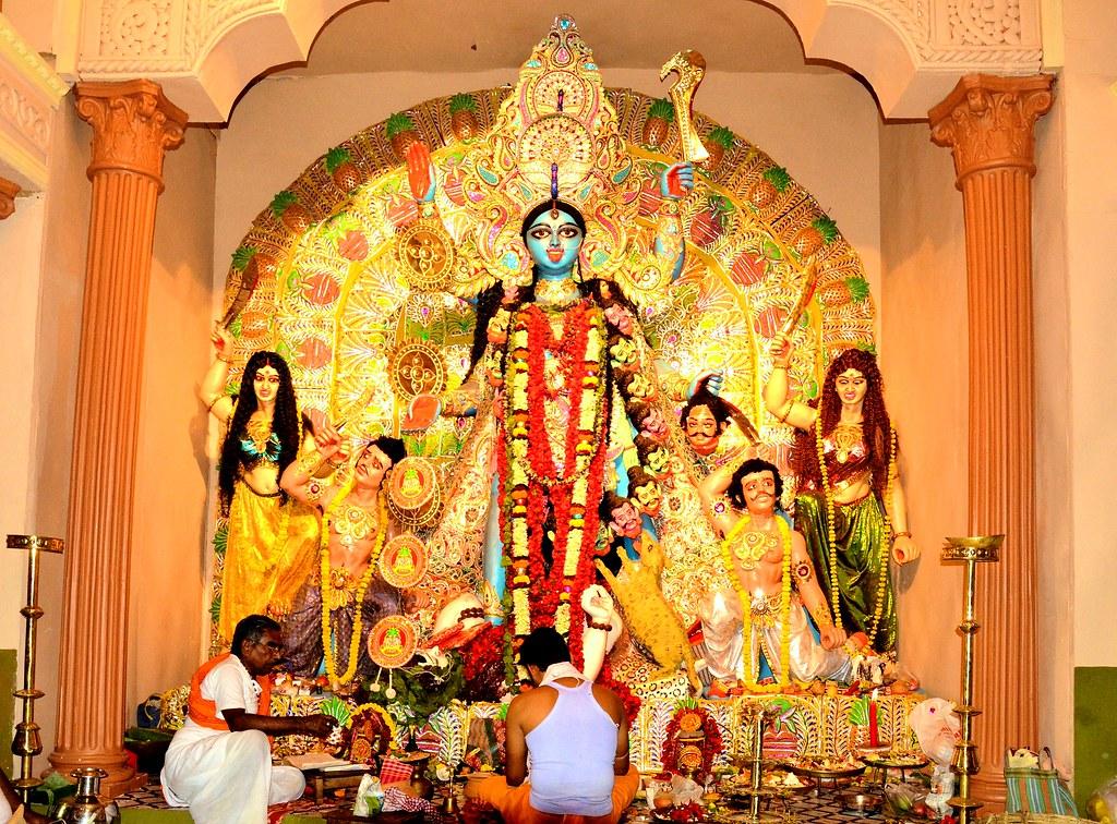 Kali Puja in Kolkata