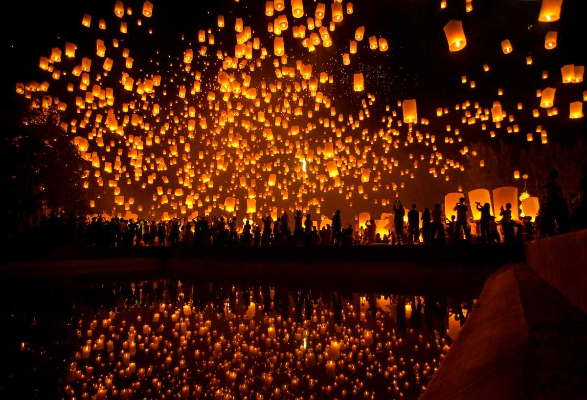 Udaipur Light Festival