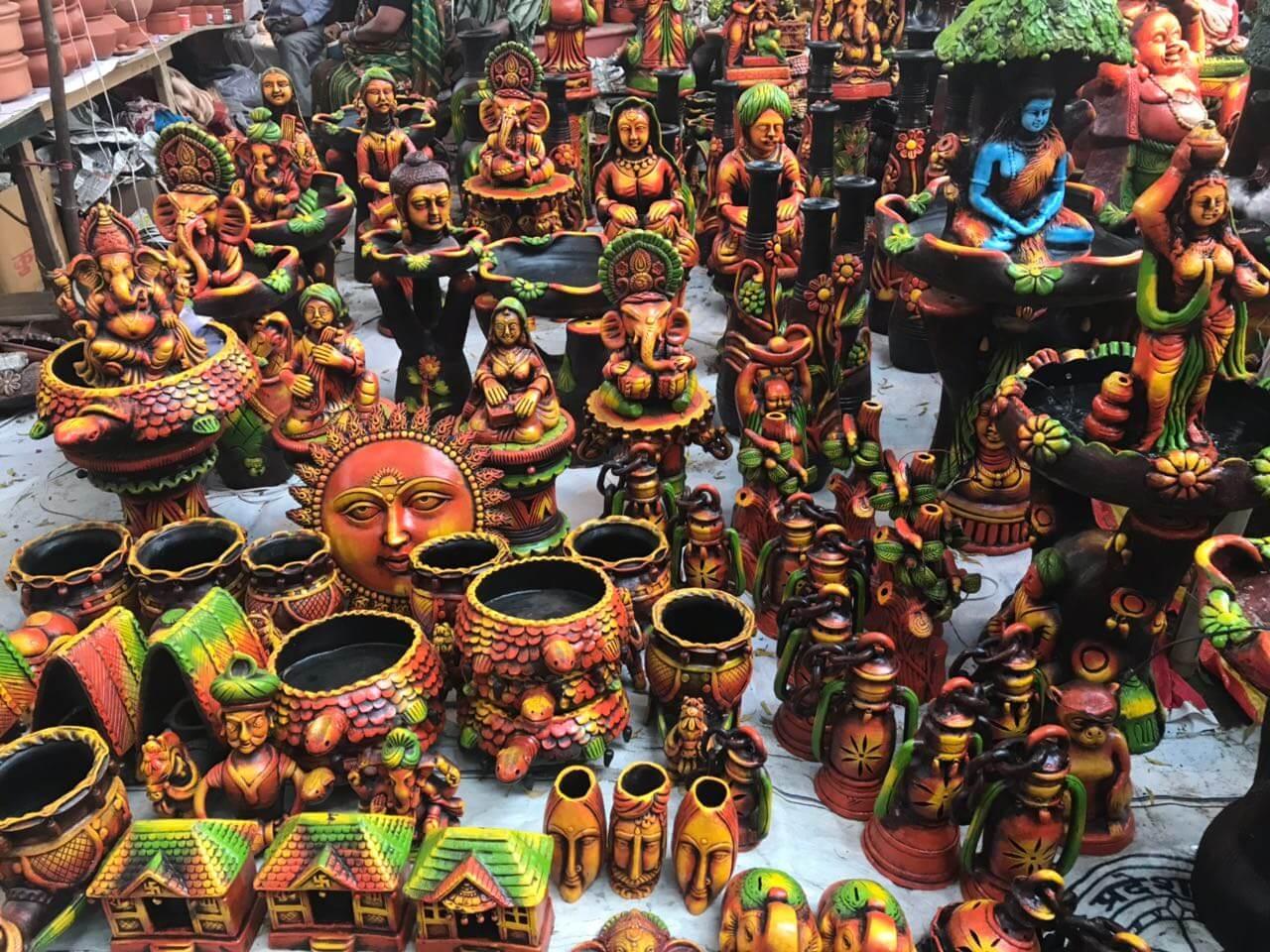 Craft Work Shopping in Agra